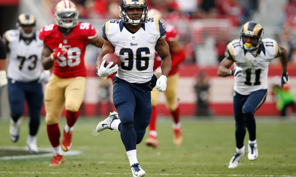 Rams Lose Benny Cunningham to Bears